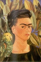 Frida Khalo retirado do Contracenar