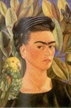 Frida Khalo retirado do Contracenar