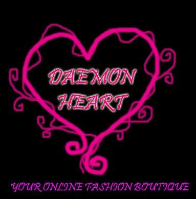 DaemonHeart Online Boutique