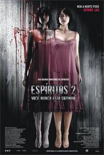 espiritos 2 poster01 Espíritos 2   Você Nunca Está Sozinho