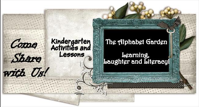 The Alphabet Garden