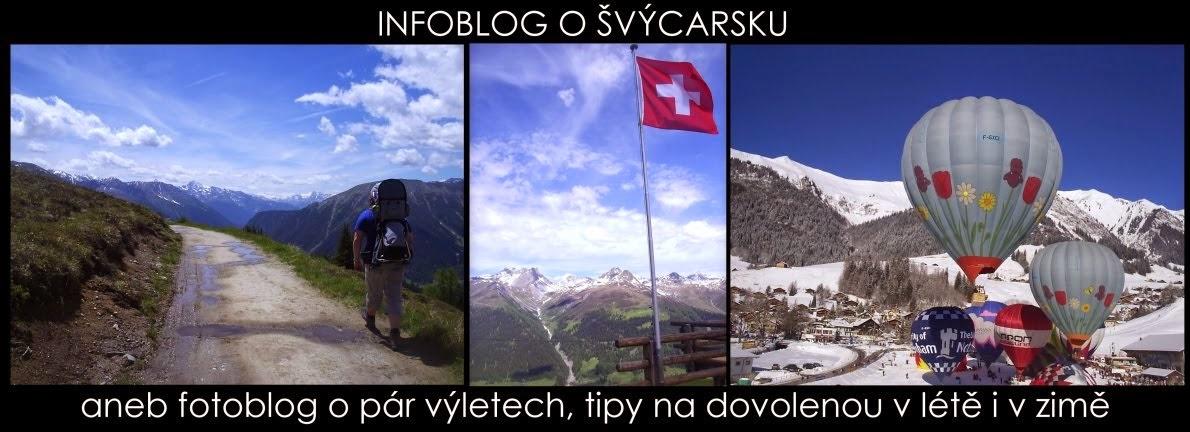 Infoblog o Švýcarsku