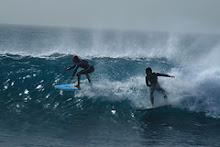 Surfing Cape Verde by leszek wasilewski