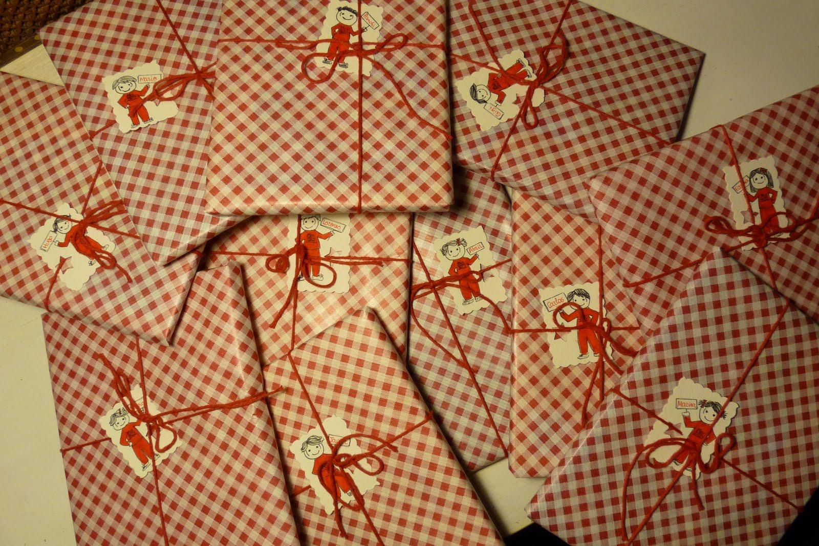 Yes it s my party empaquetado de regalos - Empaquetado de regalos ...