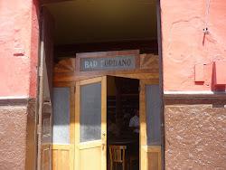 Antiguo y emblemático Bar Cordano