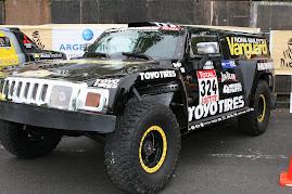 Camioneta Hammer