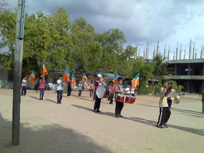 Barisan Marching B4ND SMP NEGERI 1 SIBOLGA