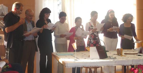 LECTURA DÍA INTERNACIONAL DEL LIBRO 23 DE ABRIL DE 2010