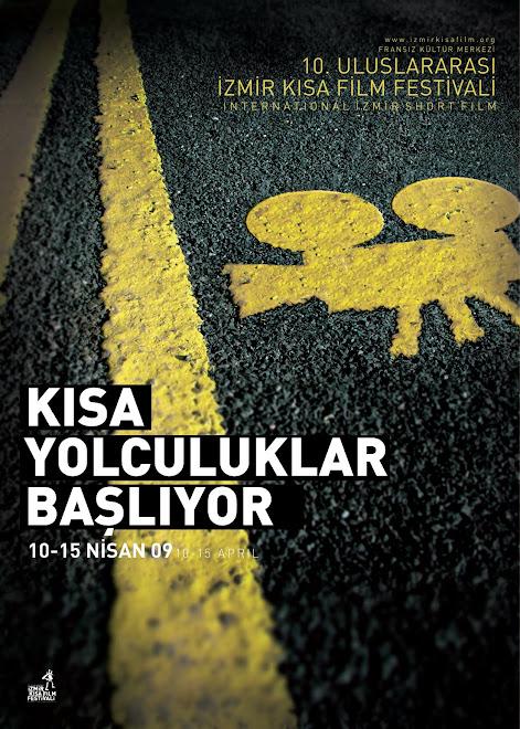 kısa film festivali afiş tasarımı