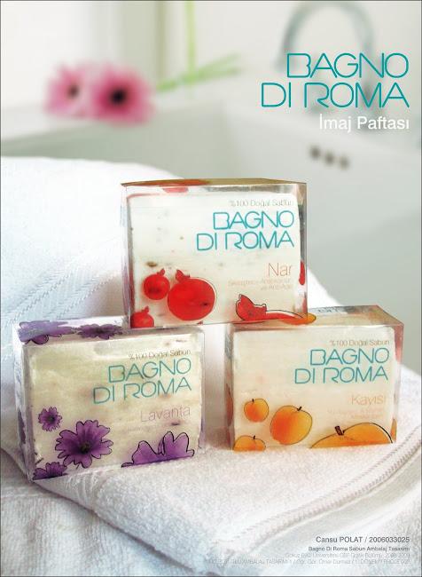 Bagno di roma- Ambalaj tasarımı