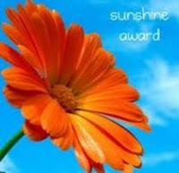Deze award kreeg ik van Geke