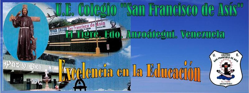 """U.E. Colegio """"San Francisco de Asís"""""""