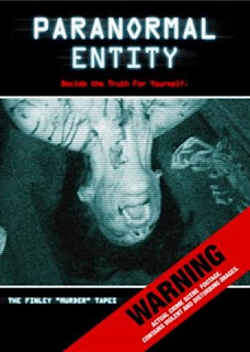 Filme Poster Paranormal Entity DVDRip XviD-iFN