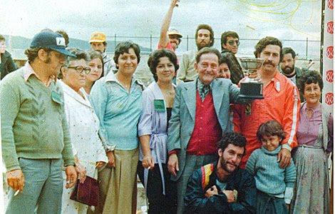 Bien-aimé Mon blog: Pablo Escobar Gaviria : Colombien le trafiquant de drogue AX61