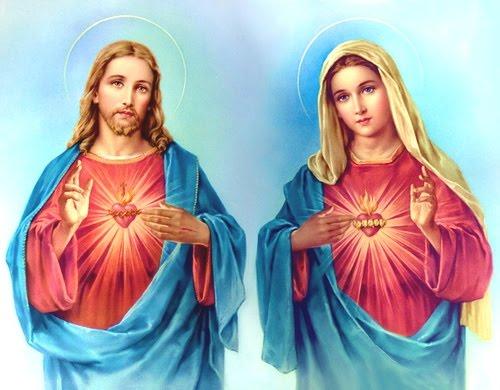 Las profesiones de semana santa y su origen pagano Sagrados+Corazones+de+Jes%C3%BAs+y+Mar%C3%ADa