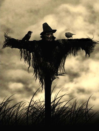 Halloween - Origin, History and Facts: How to Make a Scarecrow