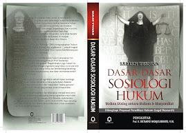 Cover Buku Dasar-dasar Sosiologi Hukum