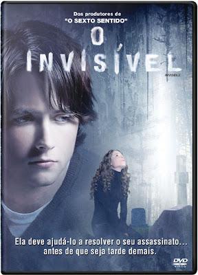 Filme Poster O Invisível DVDRip RMVB Dublado