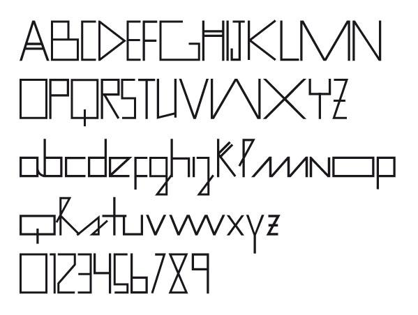 Stylish Fonts Art Fun Blog