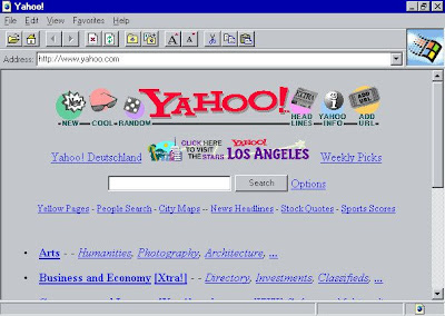 Web Browsers From 90′s