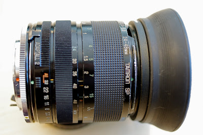 Tamron SP 24-48mm f/3.5-3.8 adaptall-2 13A