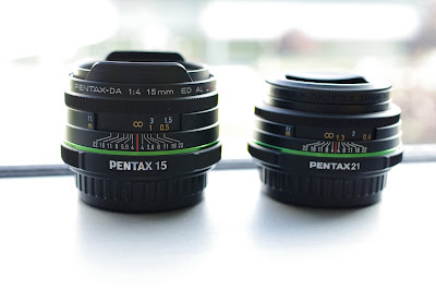 Pentax DA 15mm f/4.0 limited on food shots