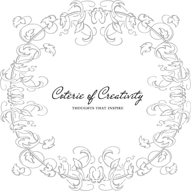 coterie of creativity