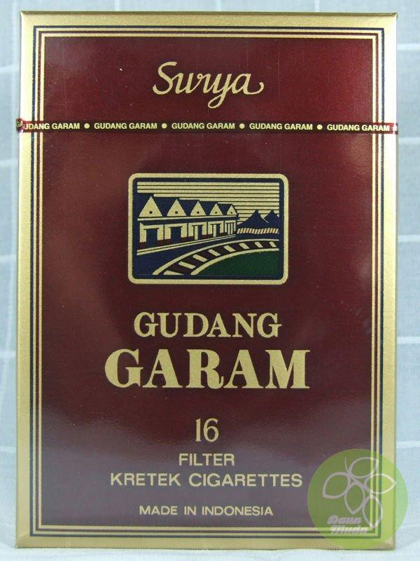 Welcome to Liliana Blogspot: Harga Rokok Produk Gudang Garam