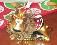 Ornament from ornament exchange