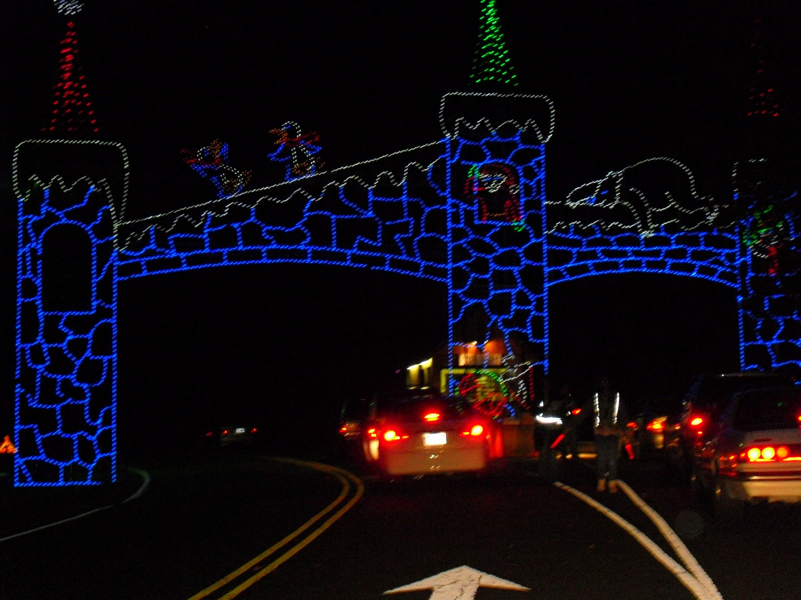 discovering greensboro tanglewood park s festival of lights