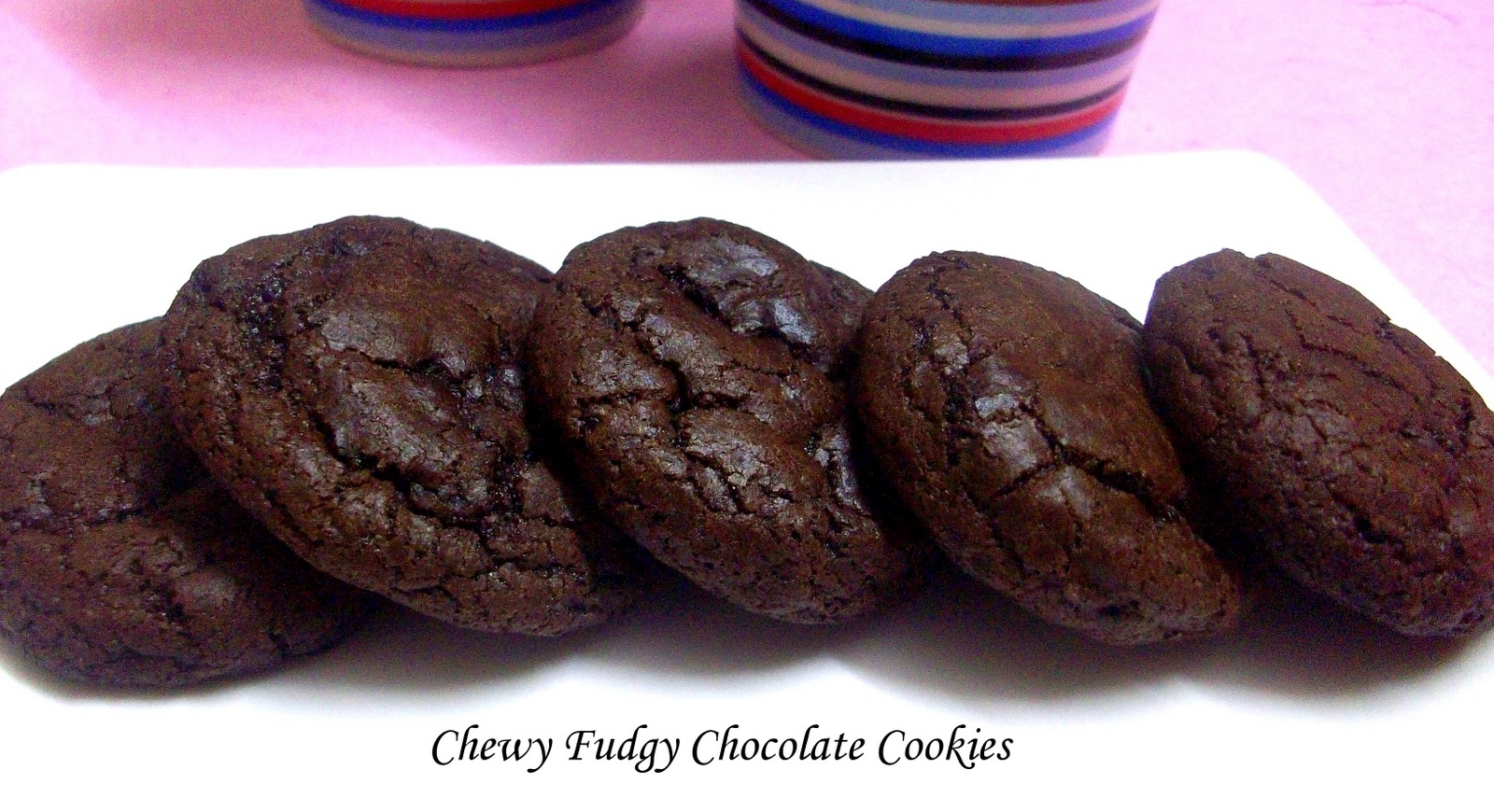 Eggless Buttermilk Chocolate Cookies - Chewy, Chocolicious....Yummmax ...