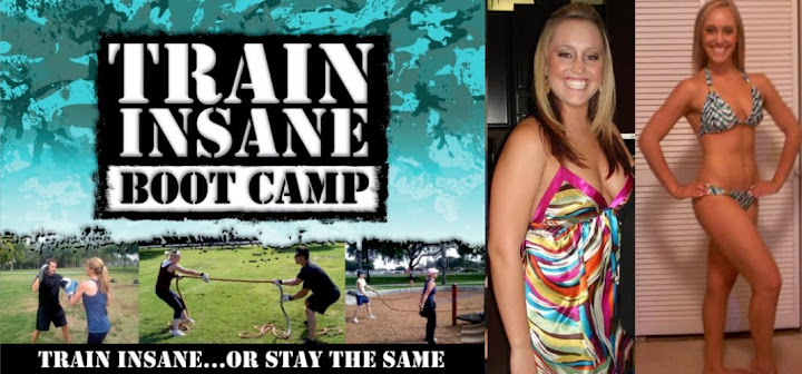 Train Insane Boot Camp