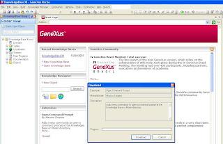 """Imagen de """"Instalación automática de GXextensions en Rocha CTP4"""""""