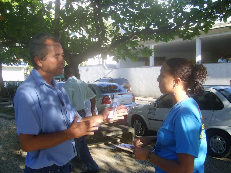 Evangelizando Taxistas