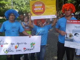 Marcha contra a DENGUE!