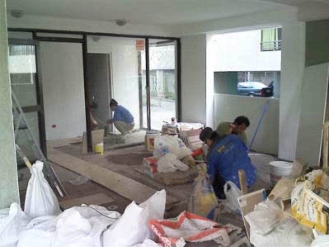 Remodelaciones y mejoras locativas pym for Remodelacion de casas pequenas fotos