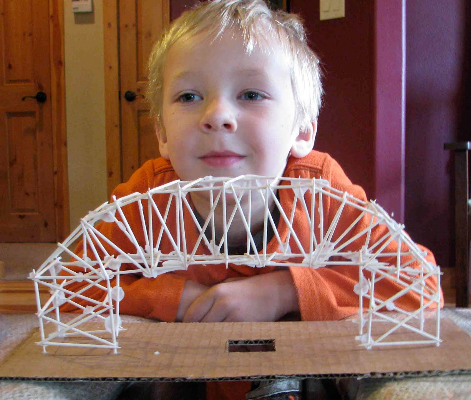 how to make a strong toothpick bridge