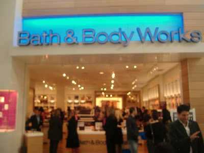 TorontoStyle Bath And Body Works Launch Yorkdale Mall