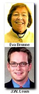 Eva Brunne - J.W. Lown