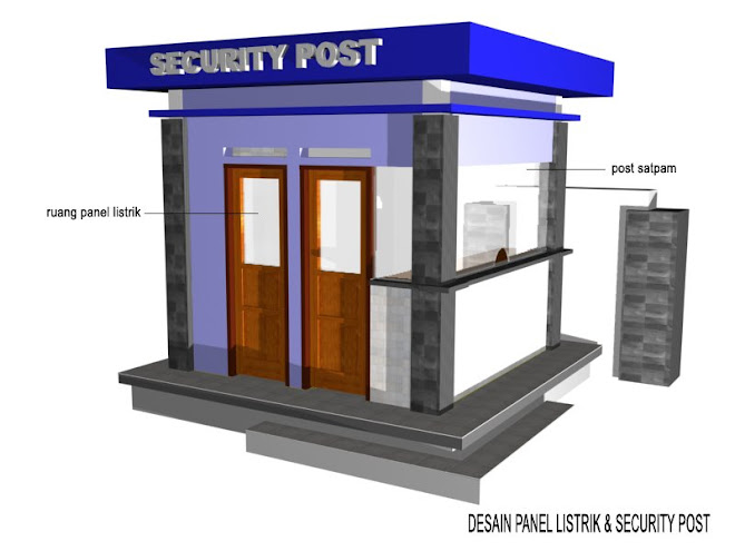 SECURITY POST