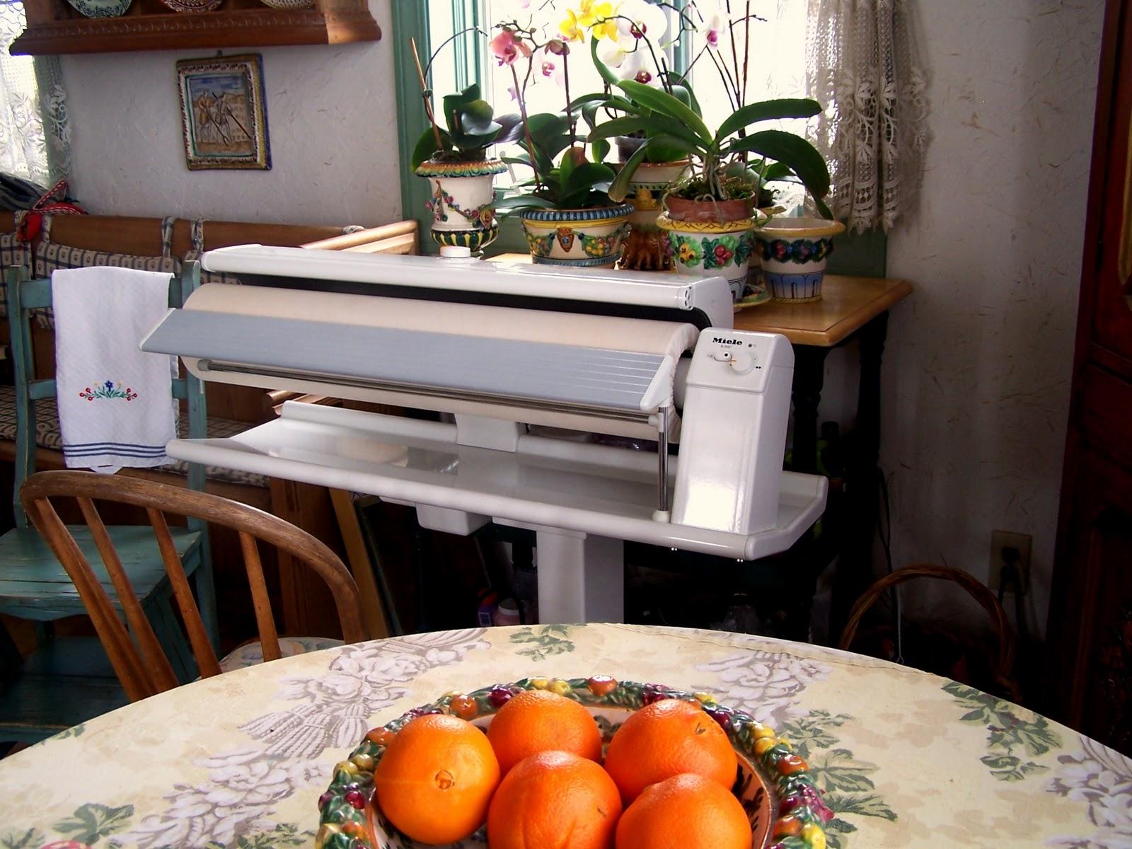 ironing machine