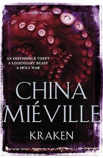 China Miéville, Kraken, MacMillan 2010