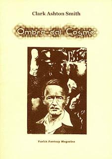 Ombre dal cosmo, 1999, copertina