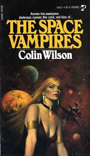 The Space Vampires, copertina edizione tascabile 1977