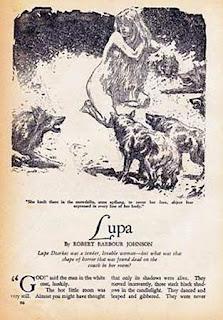 Illustrazione in Weird Tales, gennaio 1941