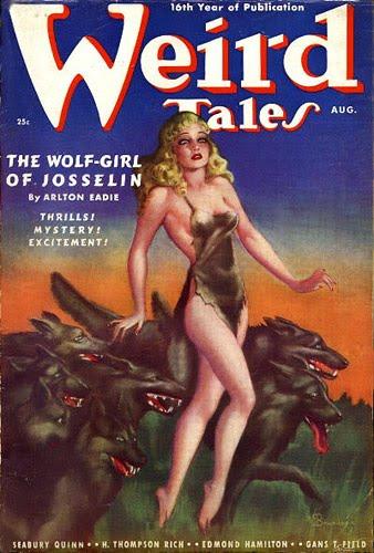 The Wolf-Girl of Josselin Arlton Eadie -Lande Incantate