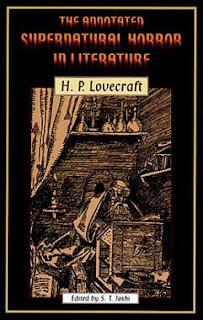 H.P. Lovecraft, The Supernatural Horror in Literature, 2000, copertina