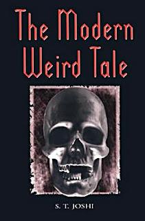 S.T. Joshi, The Modern Weird Tale, 1995, copertina