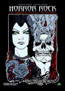Horror rock. La musica delle tenebre, 2010, copertina