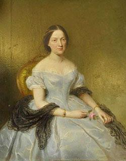 Mary Shelley, ritratto